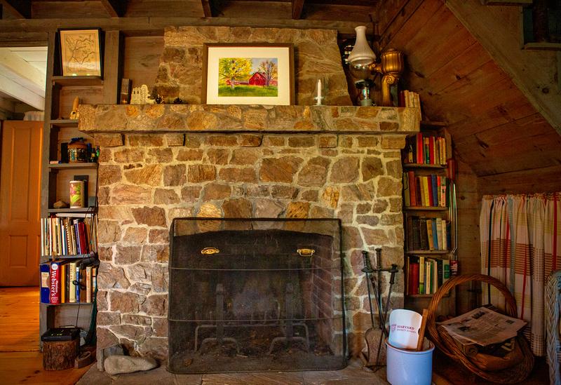 Cottage, Woods, Northfield, Massachusetts